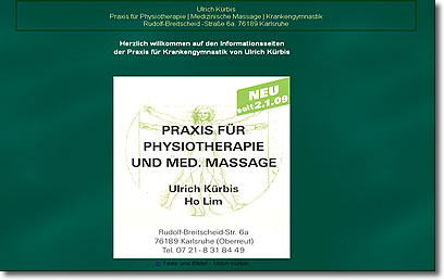 physiotherapie karlsruhe